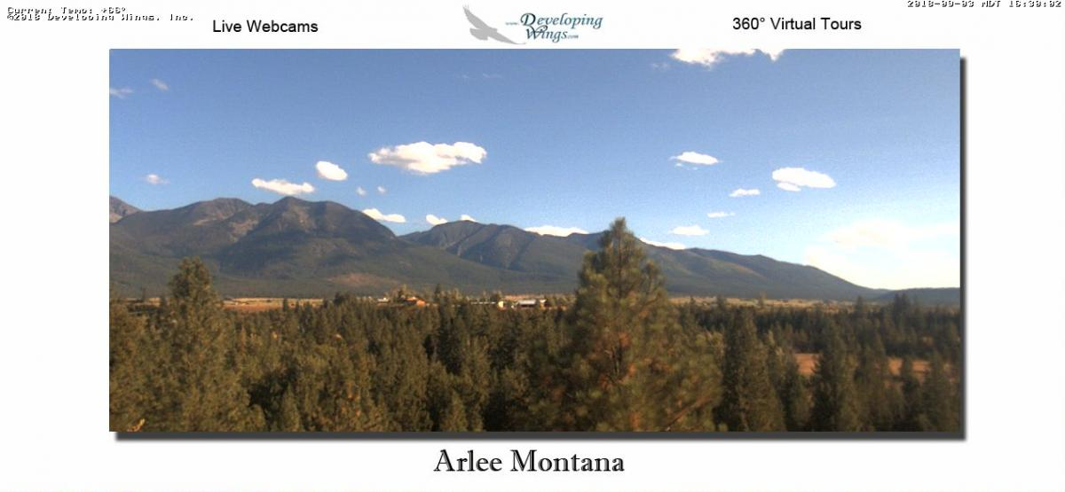 View the Dance and the Jocko Valley on Arlee Montana's Live Webcam